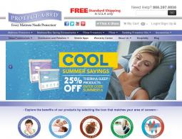 Protect-A-Bed Coupon & Promo Code 2018