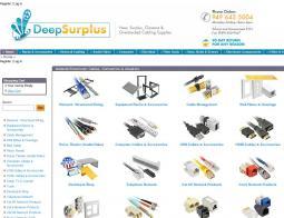 Deep Surplus Coupon 2018