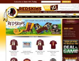 RedskinsTeamStore Promo Codes 2018