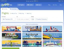 Cheapair.com Promo Codes 2018