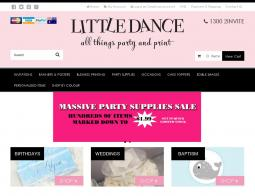 Little Dance Invitations Coupon 2018