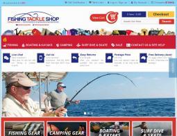 Fishing Tackle Shop Promo Codes 2018