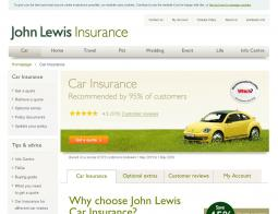 John Lewis Car Insurance Promo Code 2018