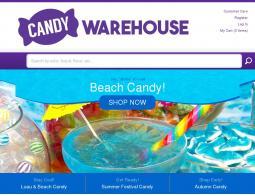 CandyWarehouse Promo Codes 2018