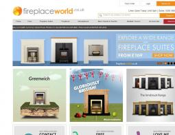 Fireplace World Discount Code 2018