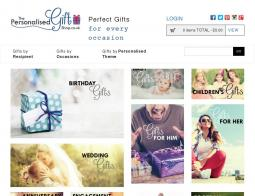 The Personalised Gift Shop Discount Code 2018