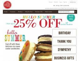 Cookies From Home Discount Code 2018