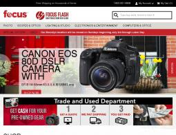 Focus Camera Coupon 2018