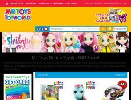 Mr Toys Toyworld Coupon 2018