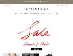 Scarosso Coupon 2018