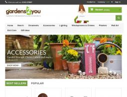 Gardens2you Discount Code 2018