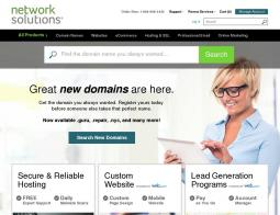 Network Solutions Coupon 2018
