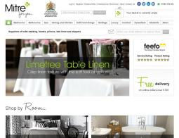 Mitre Linen Discount Codes 2018