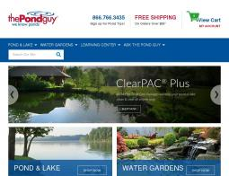 The Pond Guy Coupons 2018