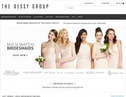The Dessy Group Coupon 2018