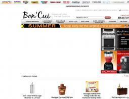 Bon'Cui Coupon Codes 2018