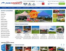 Ace Canopy Coupon Codes 2018