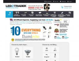 LED Trader Discount Code 2018