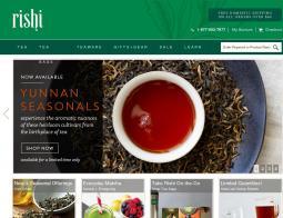 Rishi Tea Coupon & Promo Codes 2018