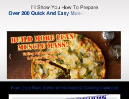 Anabolic Cooking Promo Codes 2018