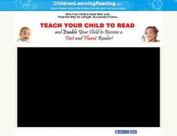 Childrenlearningreading.com Promo Codes 2018