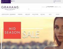 Grahams Jewellers Promo Codes 2018