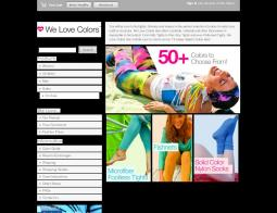 We Love Colors Coupon 2018