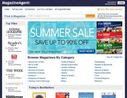 Magazine-Agent Coupon 2018
