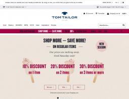 Tom-tailor Promo Codes 2018
