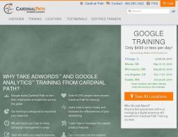 Cardinal Path Training Coupon Code 2018