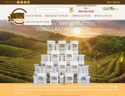Valley Food Storage Promo Codes 2018