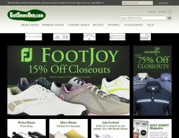 Golf Shoes Only Coupon 2018