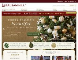 Balsam Hill Coupon 2018