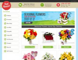 Fast Flowers Coupon 2018