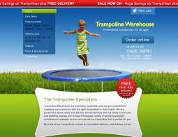 Trampoline Warehouse Discount Code 2018