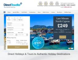 Direct Traveller Discount Code 2018