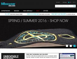 The Menswear Site Voucher Code 2018