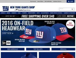 Giants.com Promo Code 2018