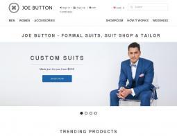 Joe Button Promo Codes 2018