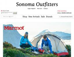 Sonoma Outfitters Coupon 2018