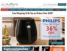 J.L. Hufford Coupon 2018