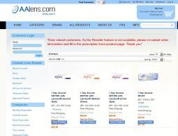 AAlens.com Promo Codes 2018