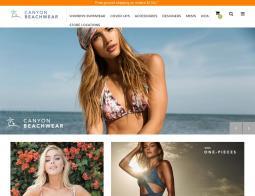 Canyon Beachwear Coupon 2018