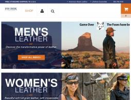 Fox Creek Leather Coupon 2018