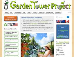 Garden Tower Project Coupon 2018