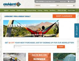 Element Outfitters Coupon 2018