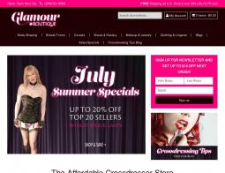 Glamour Boutique Coupon 2018