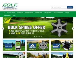 Golf Spikes Direct Discount Code 2018