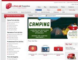 E-First Aid Supplies Coupon Codes 2018