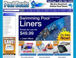 Pool Deals Promo Codes 2018